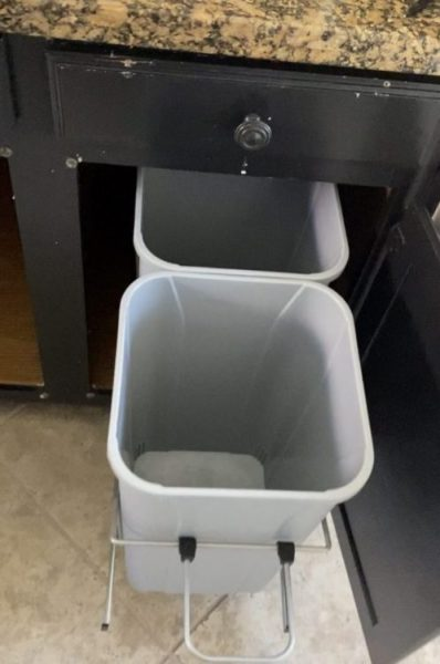 Garbage Bin Pullouts